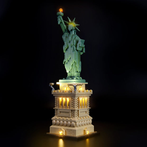 Light Kit For Statue of Liberty 21042