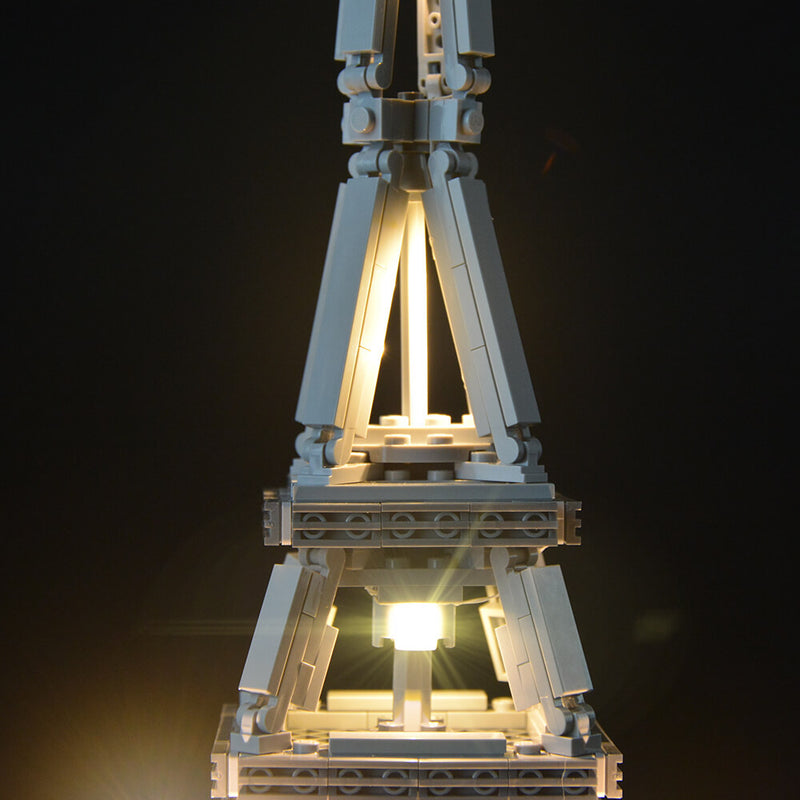 Lego Light Kit For The Eiffel Tower 21019  Lightailing