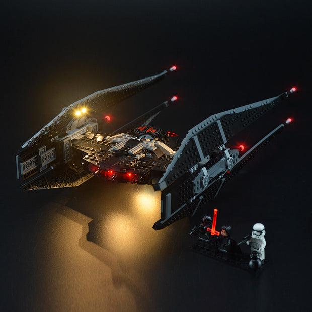 Light Kit For Kylo Ren's TIE Fighter 75179