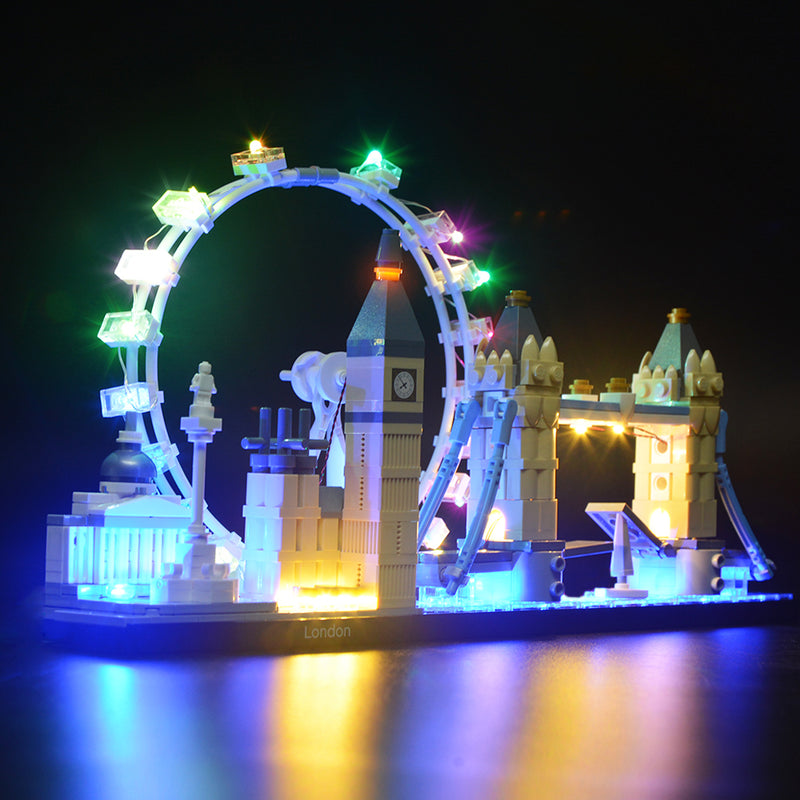 Lego Light Kit For London Skyline Collection 21034  BriksMax