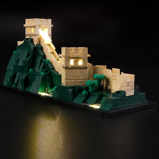 Light Kit For Great Wall of China 21041