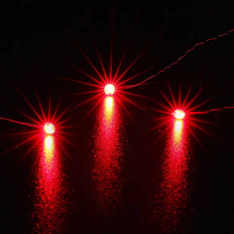 Lego Dot Lights(Red)30cm-(Three Pack)  BriksMax