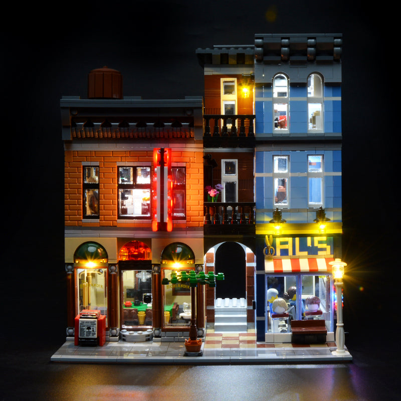 Lego Light Kit For Lego Detective's Office 10246  BriksMax