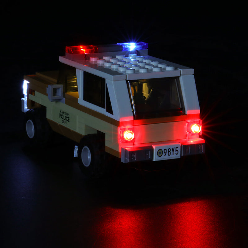 Lego Light Kit For Stranger Things The Upside Down 75810  BriksMax
