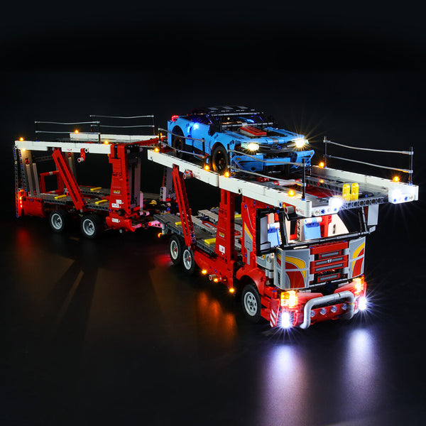 Lego Light Kit For Car Transporter 42098  BriksMax