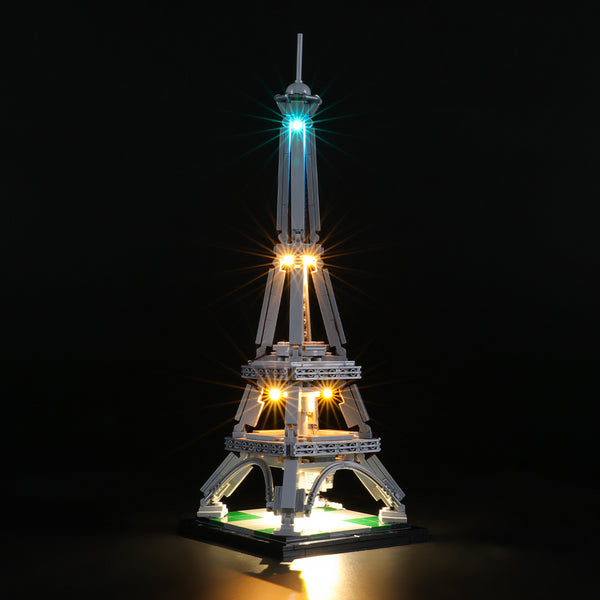 Light Kit For Lego The Eiffel Tower 21019