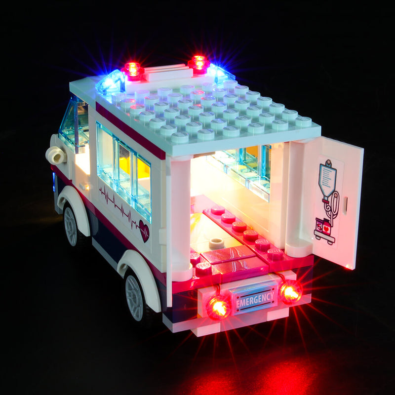 Lego Light Kit For Heartlake Hospital 41318  BriksMax