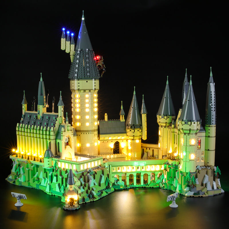 Lego Light Kit For Hogwart's Castle 71043  BriksMax