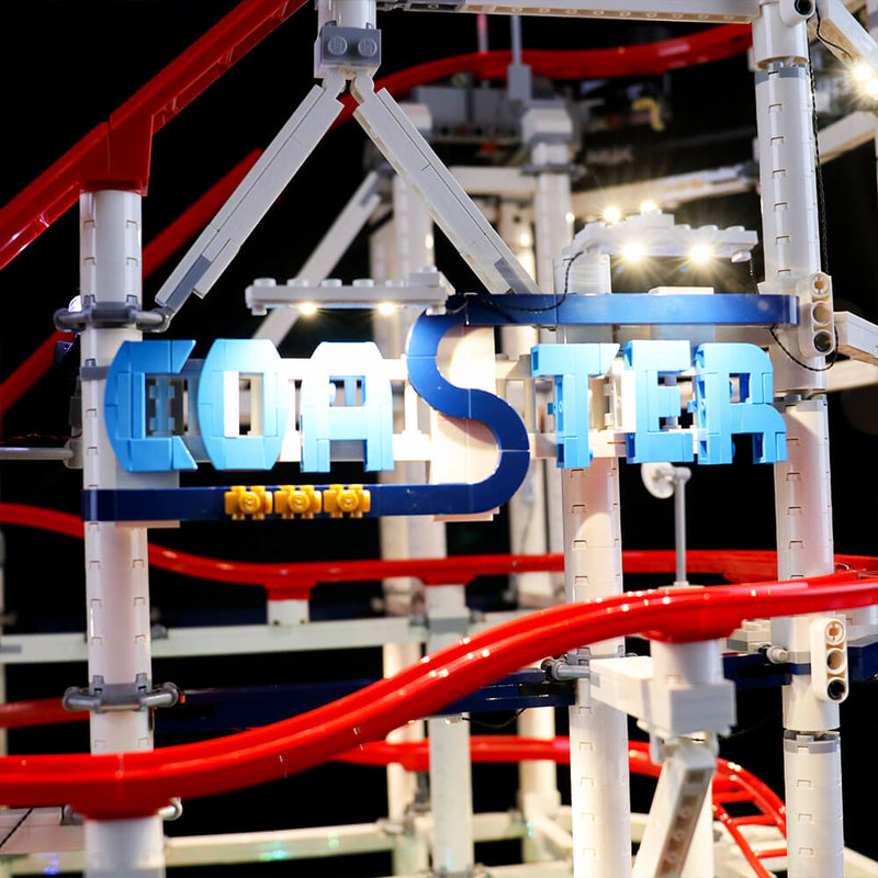 Lego Light Kit For Roller Coaster 10261  BriksMax