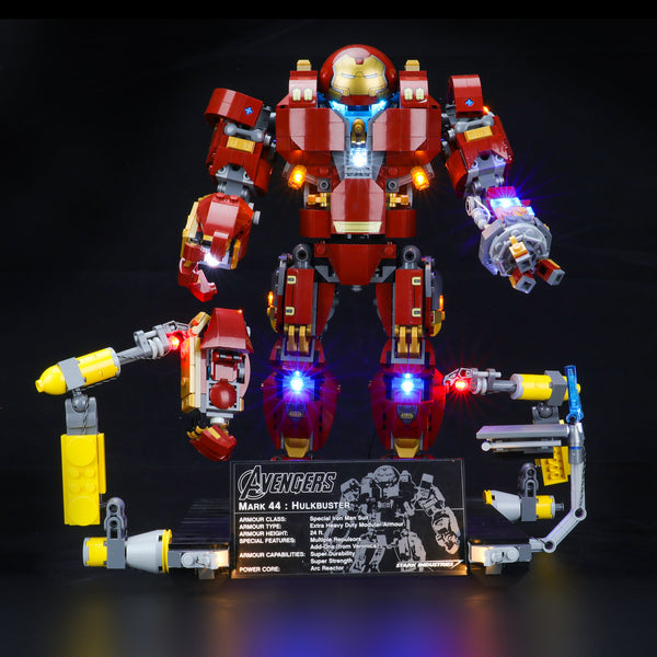 Light Kit For The Hulkbuster: Ultron Edition 76105