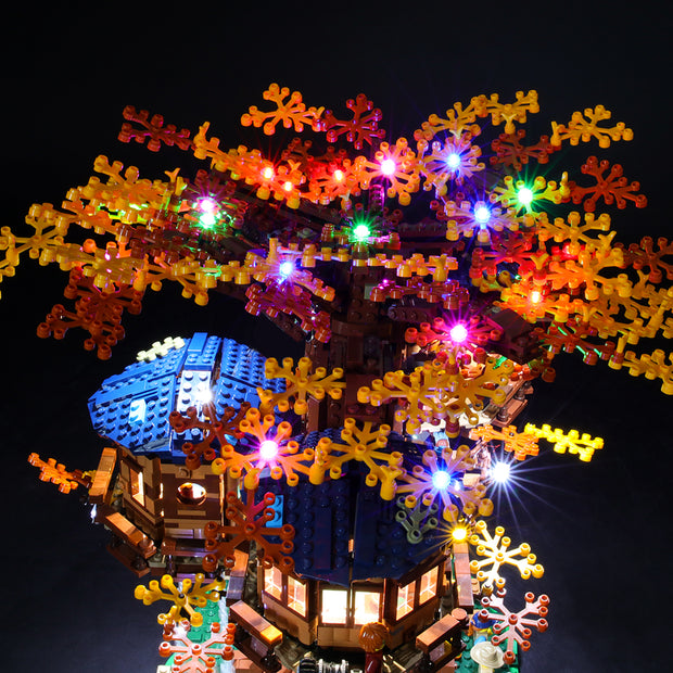 Light Kit For Tree House 21318(PRE-Order 15th December 2019 Batch)