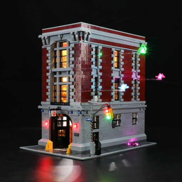 Lego Light Kit For Firehouse Headquarters 75827(PRE- Order 20th Sept First Batch)  BriksMax