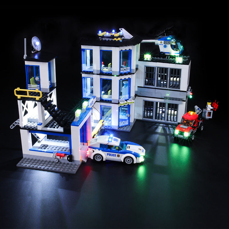 Lego Light Kit For Police Station 60141  BriksMax