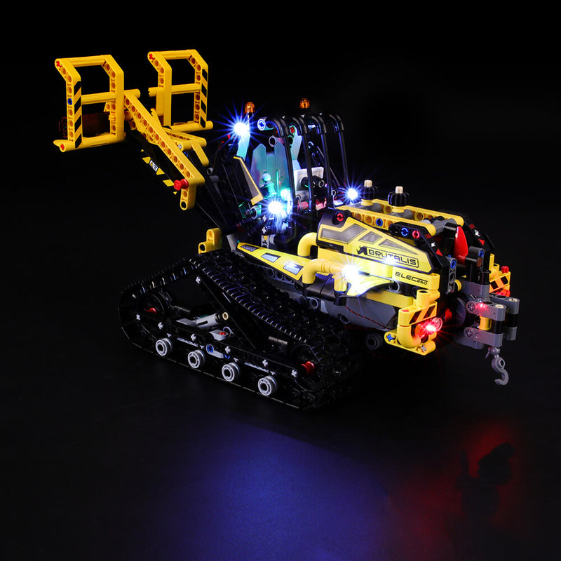 Lego Light Kit For Tracked Loader 42094  BriksMax