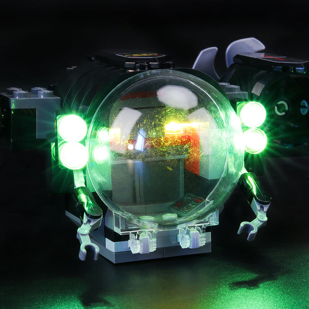 Light Kit For Batman Batsub and The Underwater Clash 76116