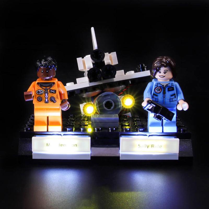 Lego Light Kit For Women of NASA 21312  BriksMax