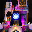 Lego Light Kit For Princess Cinderella's Dream Castle 41154  BriksMax