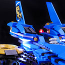 Lego Light Kit For Jay's Storm Fighter 70668  BriksMax