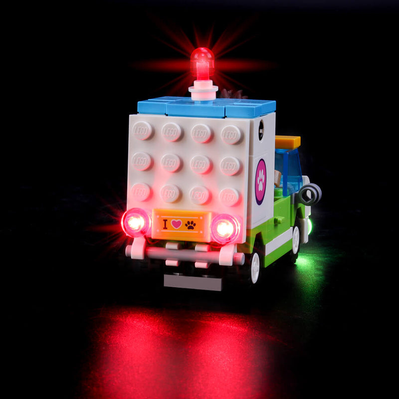 Lego Light Kit For Heartlake City Pet Center 41345  BriksMax