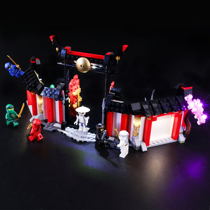 Lego Light Kit For Monastery of Spinjitzu 70670  BriksMax