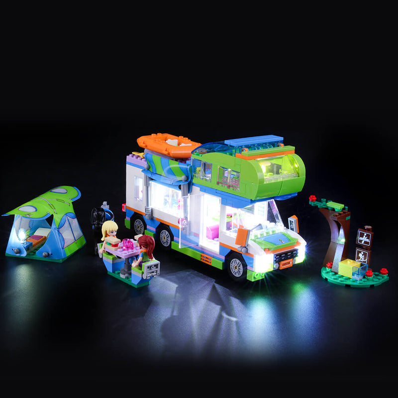 Lego Light Kit For Mia's Camper Van 41339  BriksMax