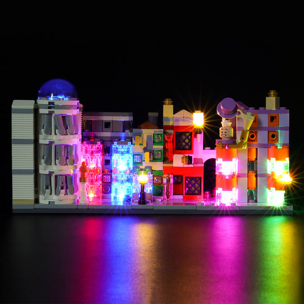 Light Kit For Diagon Alley 40289