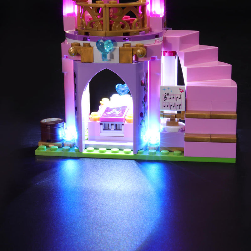 Lego Light Kit For Aurora, Ariel and Tiana's Royal Celebration 41162  BriksMax