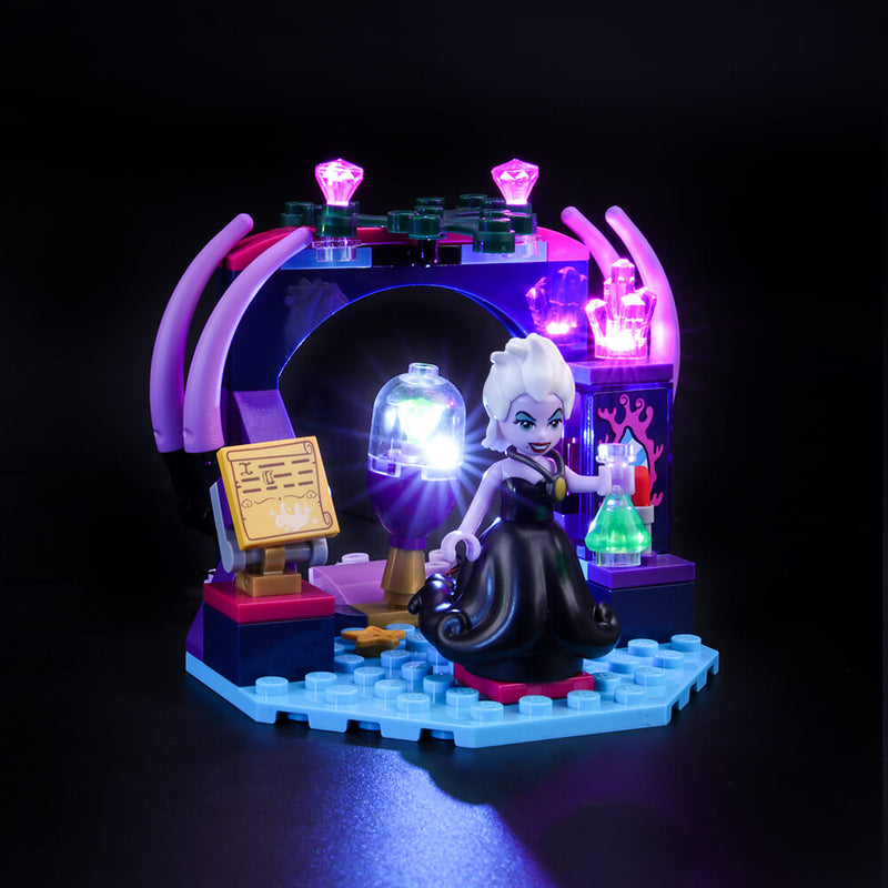 Light Kit For Ariel and the Magical Spell 41145-BriksMax-Lego