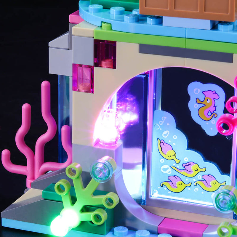 Lego Light Kit For Ariel and the Magical Spell 41145  BriksMax