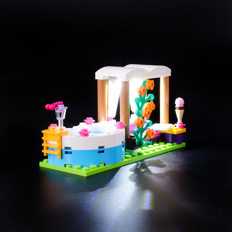 Lego Light Kit For Heartlake Summer Pool 41313  BriksMax