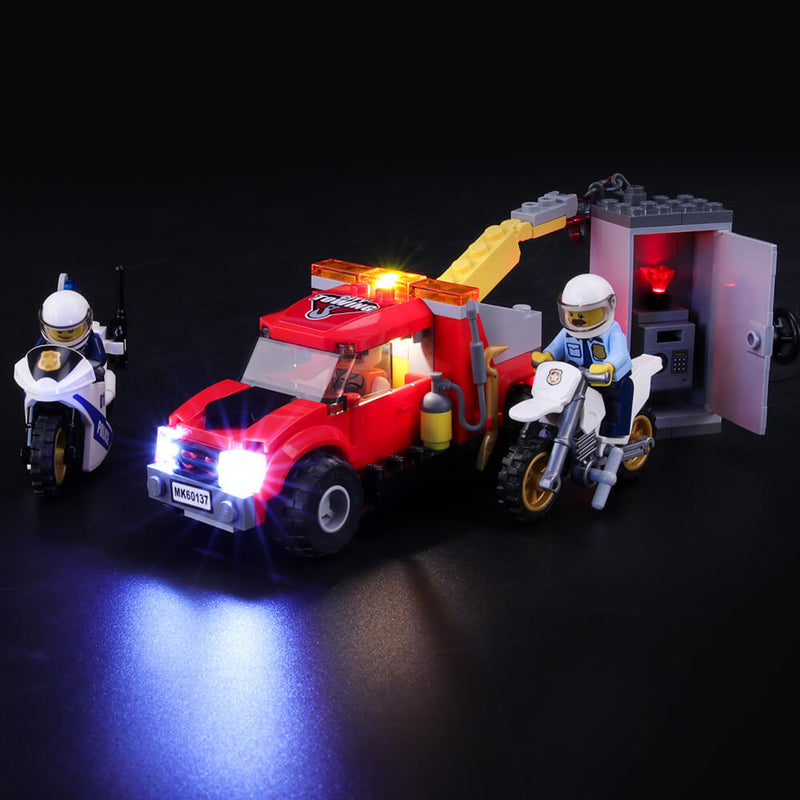 Lego Light Kit For Tow Truck Trouble 60137  BriksMax
