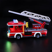 Light Kit For Fire Ladder Truck 60107