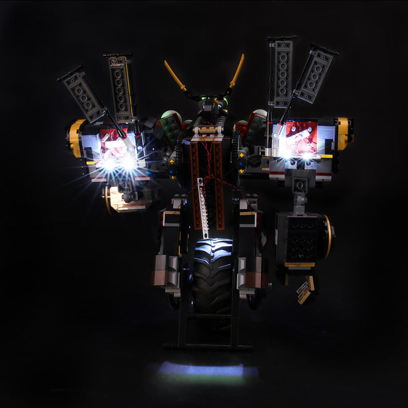 Lego Light Kit For Quake Mech 70632  BriksMax