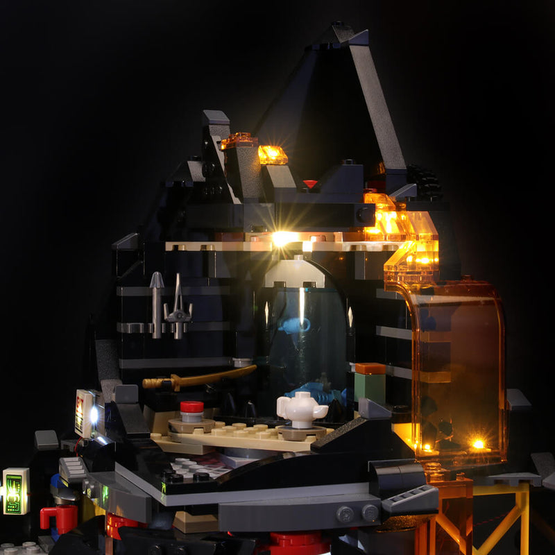 Lego Light Kit For Garmadon's Volcano Lair 70631  BriksMax