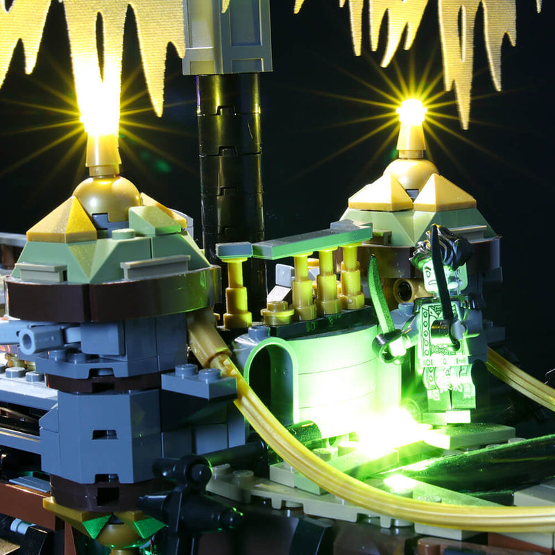 Lego Light Kit For Silent Mary 71042  BriksMax