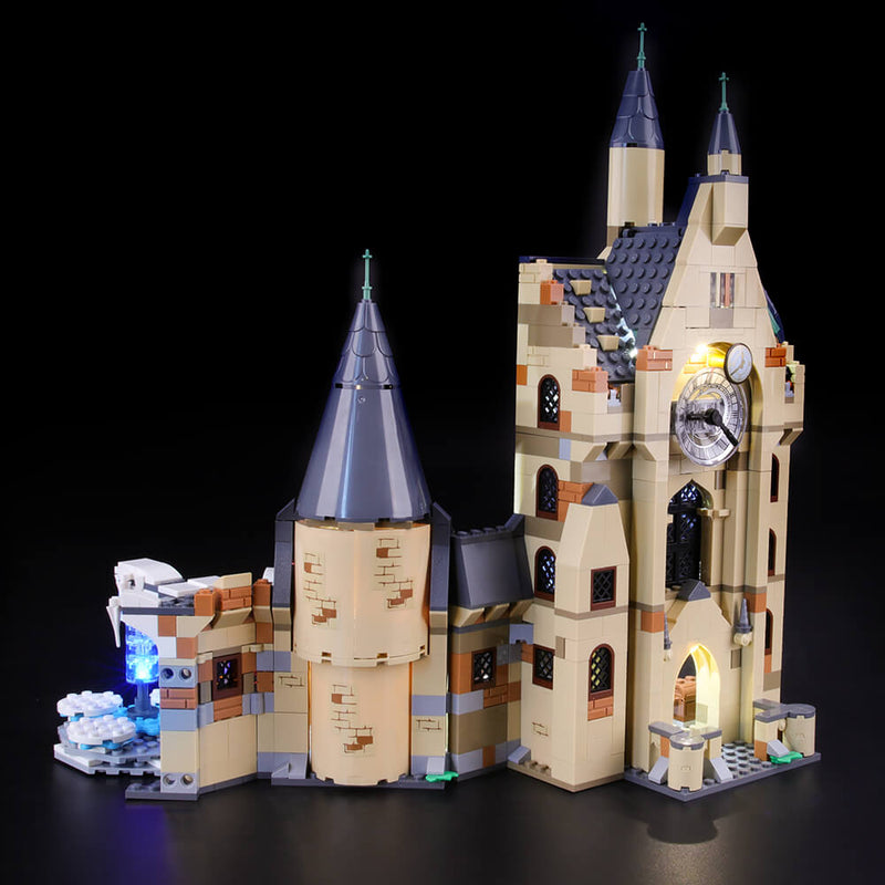 Lego Light Kit For Hogwarts Clock Tower 75948  BriksMax