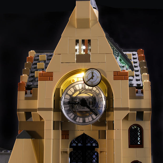 Light Kit For Hogwarts Clock Tower 75948