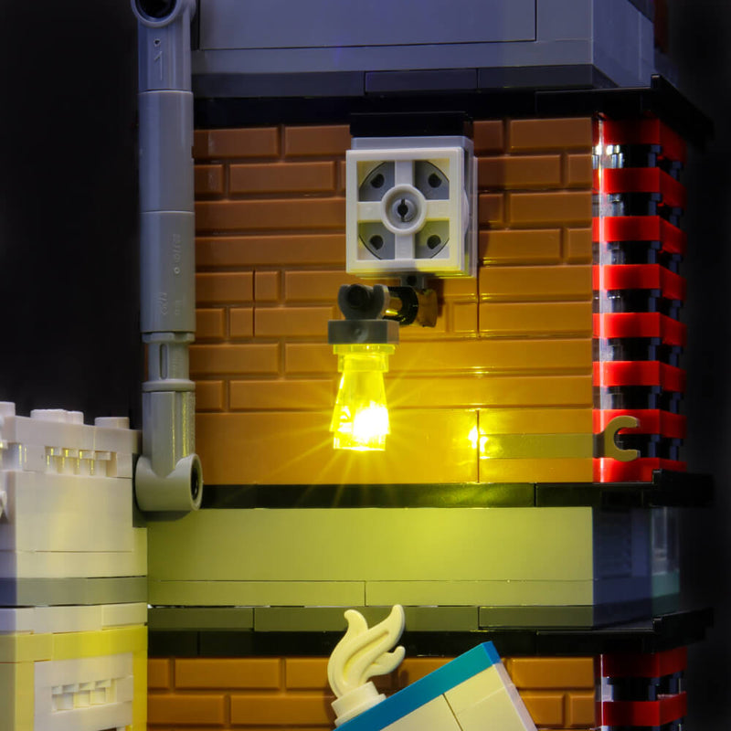 Lego Light Kit For Townhouse Pet Shop & Cafe 31097  BriksMax