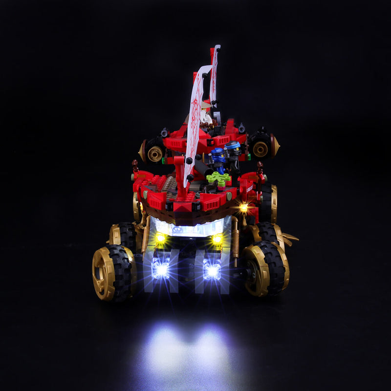 Lego Light Kit For Land Bounty 70677  BriksMax