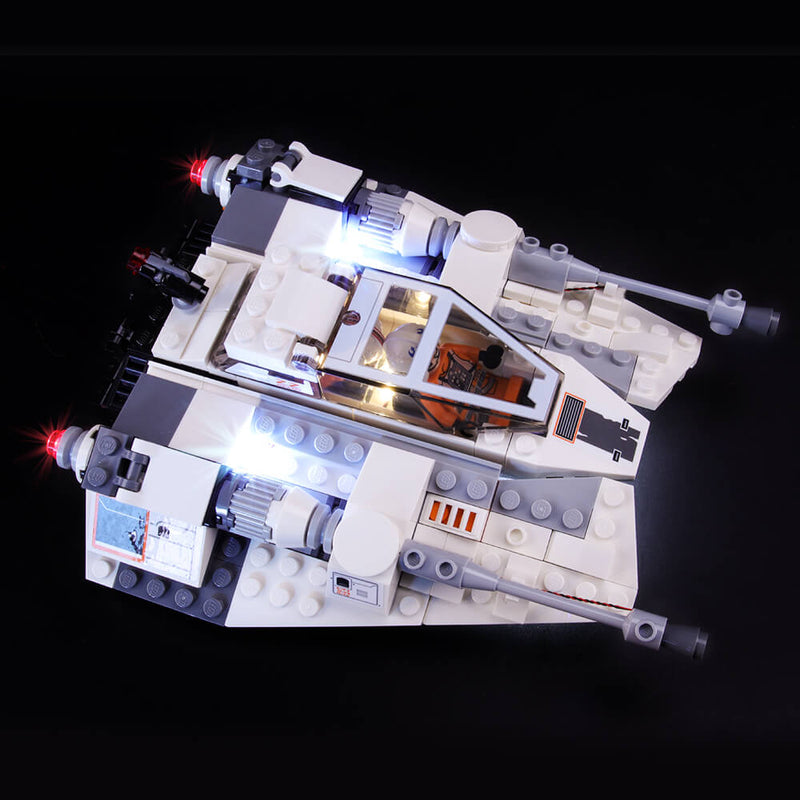 Lego Light Kit For Snowspeeder 75259  BriksMax