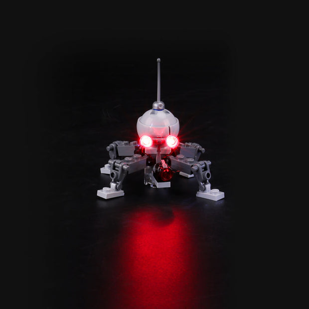Light Kit For Clone Scout Walker 75261