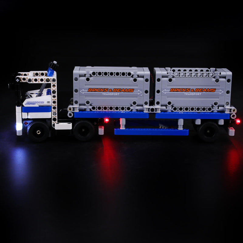 Lego Light Kit For Container Yard 42062  BriksMax
