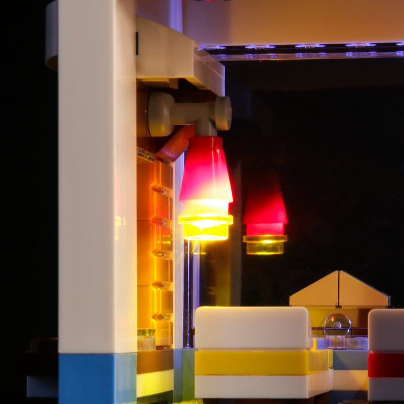Lego Light Kit For Modular Modern Home 31068  BriksMax