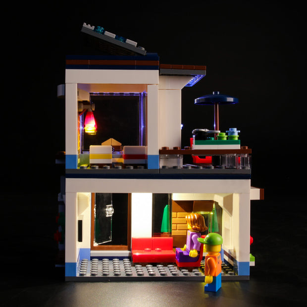 Light Kit For Modular Modern Home 31068
