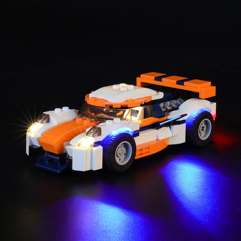 Lego Light Kit For Sunset Track Racer 31089  BriksMax