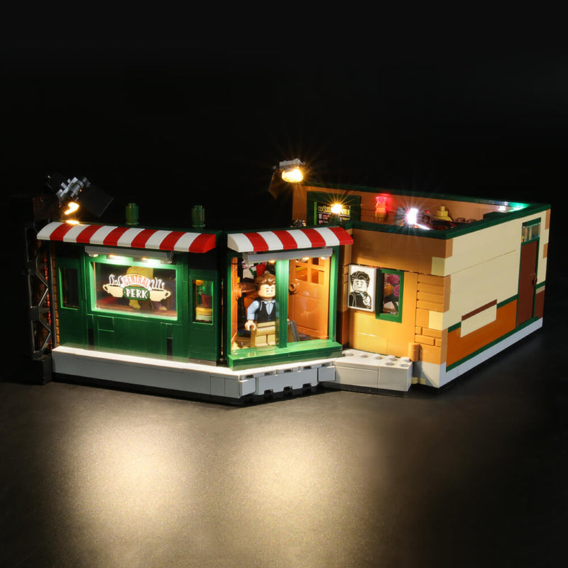 Light Kit For Friends Central Perk 21319