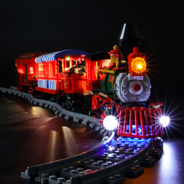 Light Kit For Disney Train and Station 71044