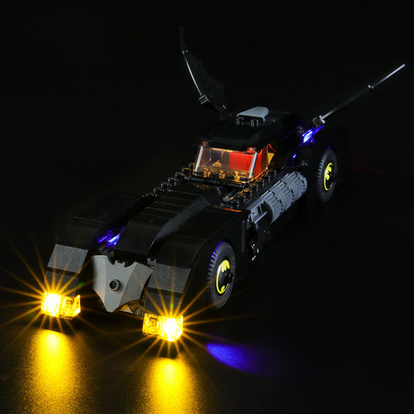 Lego Light Kit For Pursuit of The Joker 76119  BriksMax