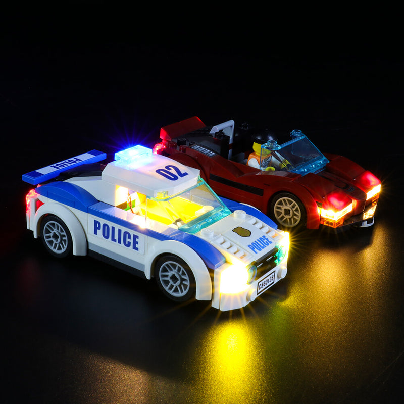 Lego Light Kit For High-Speed Chase 60138  BriksMax