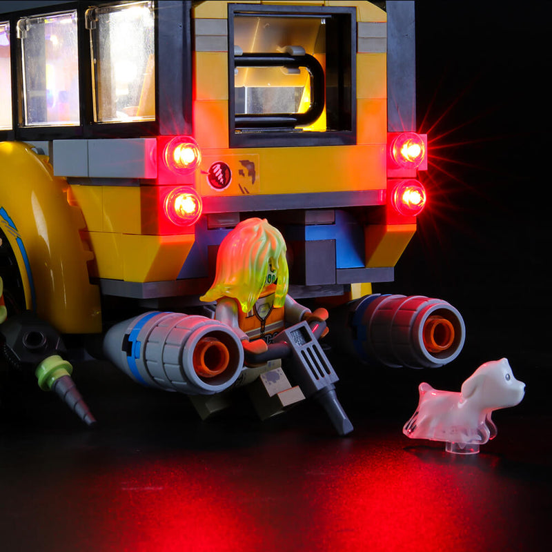 Lego Light Kit For Paranormal Intercept Bus 3000 70423  BriksMax